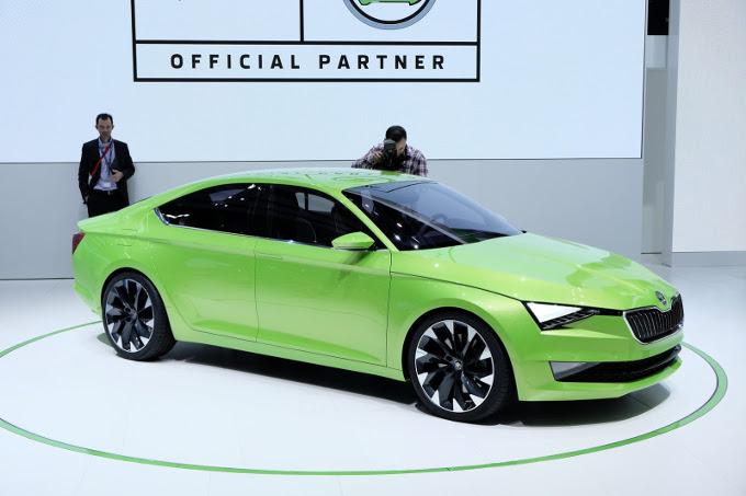 Skoda potrebbe presentare una Concept elettrica al Salone di Shanghai