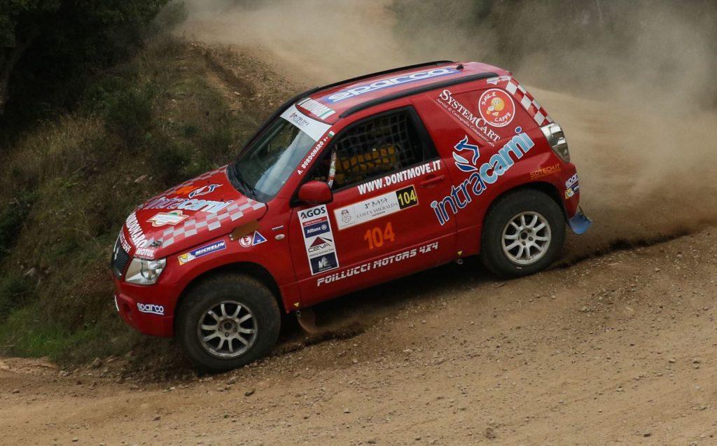 Suzuki sarà grande protagonista della nuova stagione Cross Country Rally