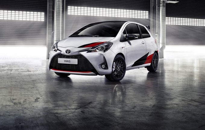 A Ginevra debutta la quarta generazione della Yaris — Toyota