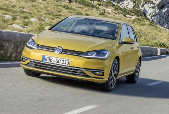 Nuova Volkswagen Golf: porte aperte nei week-end 18-19 e 25-26 marzo [VIDEO]