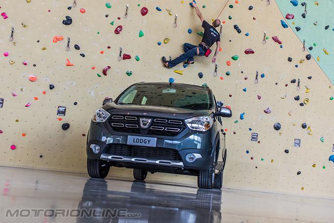 Dacia Brave, il nuovo top di gamma [FOTO e VIDEO]