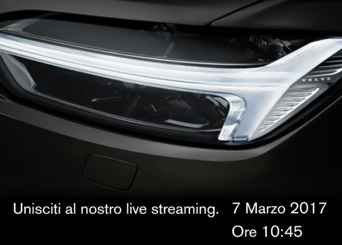 Nuova Volvo XC60, debutto al Salone di Ginevra 2017