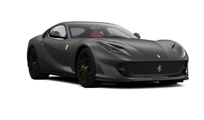 Ferrari 812 Superfast: ora arriva anche il configuratore