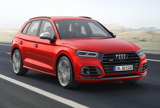 Audi SQ5: parte la prevendita per il mercato italiano