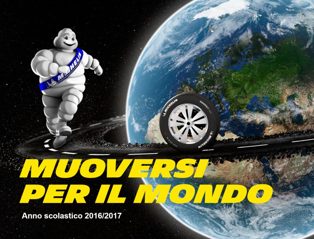 Muoversi per il Mondo: La mobilità del futuro la insegna Michelin