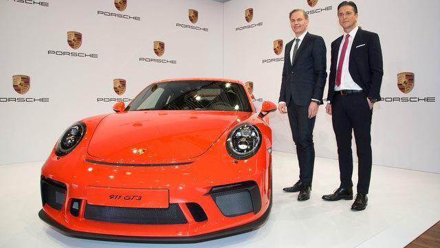 Porsche: il 2016 è stato l'anno di maggior successo di sempre