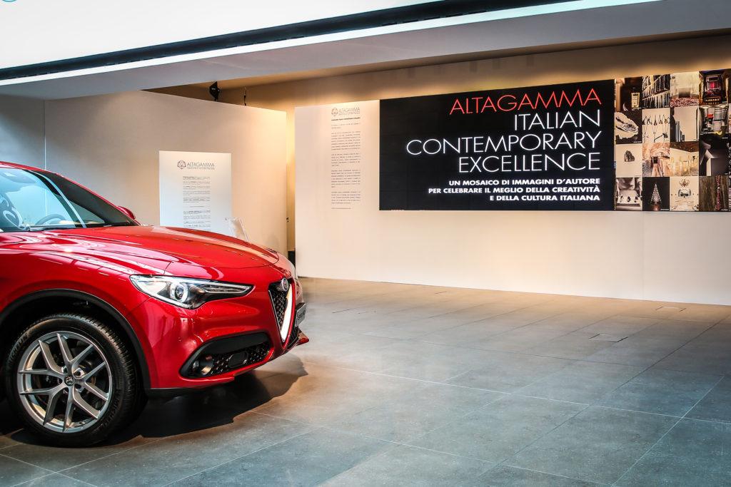 Alfa Romeo Altagamma