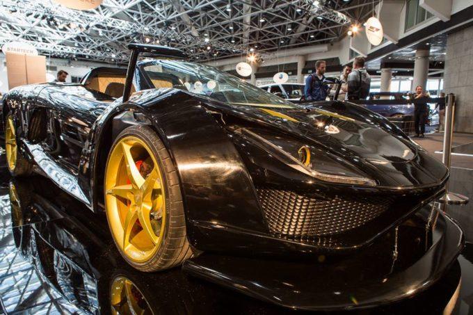 Calafiore Automobili Astrea: prime immagini della nuova hypercar [FOTO]