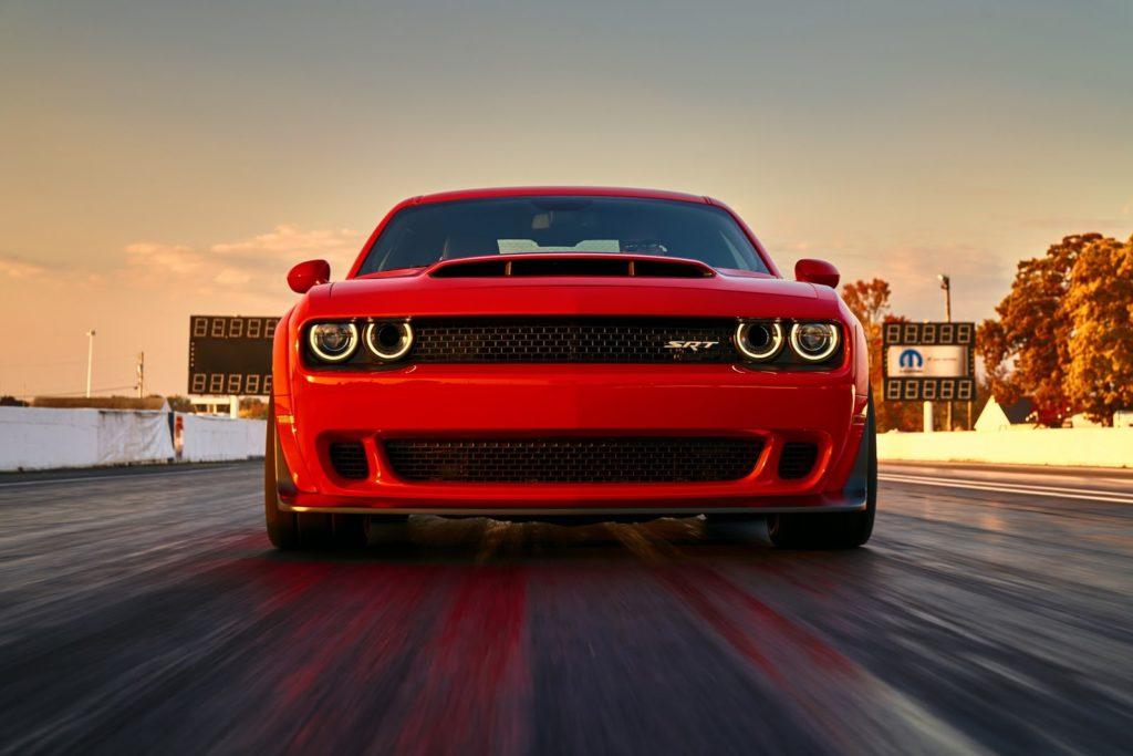 Hennessey porterà la Dodge Challenger Demon a 1.500 cv