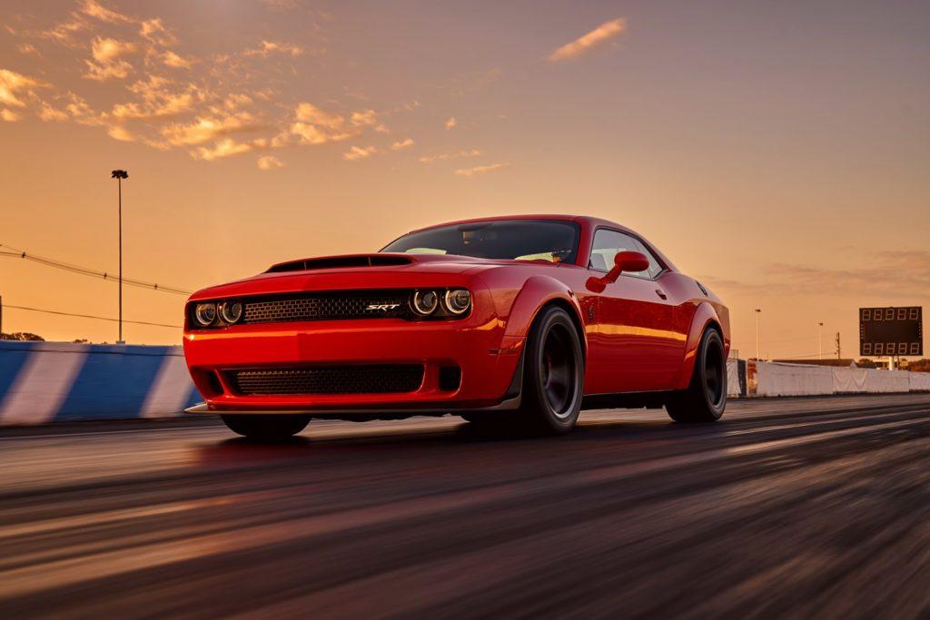 Dodge Challenger SRT Demon: costerà meno di 100.000 dollari negli Stati Uniti