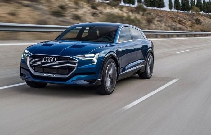 Audi e-tron Quattro: il SUV elettrico debutta sul mercato aprendo gli ordini in Norvegia
