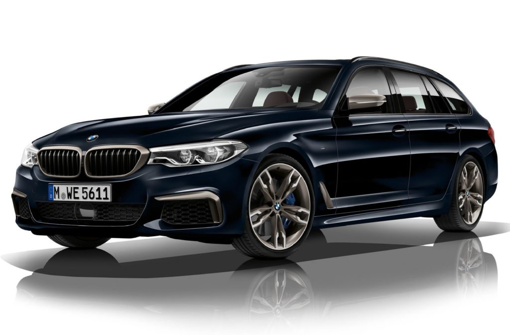 BMW M550d xDrive: 4 turbo e 760 Nm di coppia