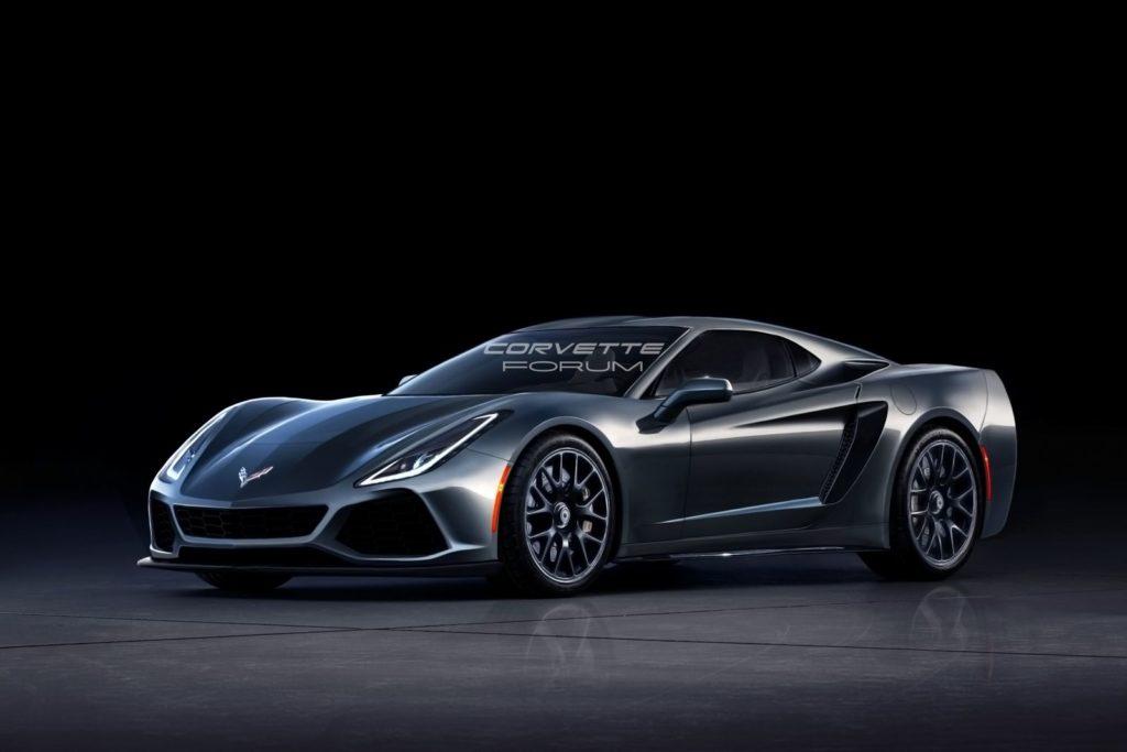 Chevrolet Corvette C8: il nuovo modello sarà così? [RENDER]