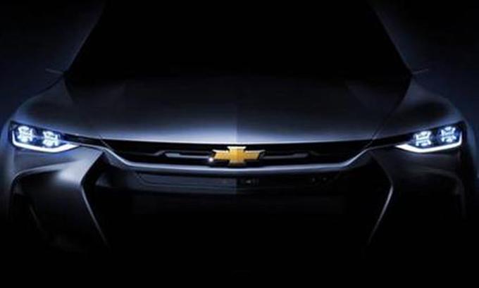 Chevrolet FNR-X Concept: l'elettrica a guida autonoma verso il Salone di Shanghai [TEASER]