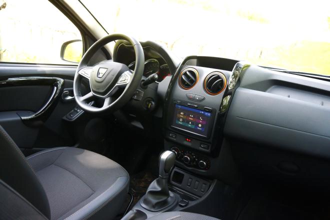 Dacia duster brave 1 5 dci edc il low cost premium esiste for Dacia duster 2017 interni