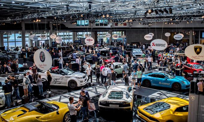 Top Marques Monaco 2017: supercar e hypercar in bella mostra [VIDEO]