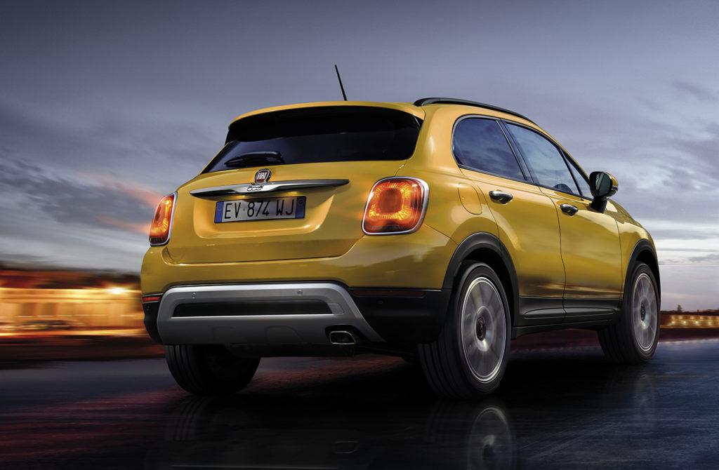 Fiat 500X protagonista in TV col nuovo programma Carpool Karaoke