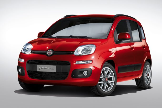 fiat panda in offerta promozionale a euro video. Black Bedroom Furniture Sets. Home Design Ideas