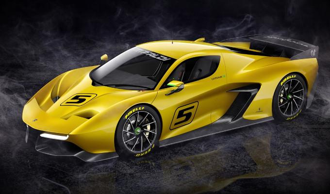 Fittipaldi EF7 Vision Gran Turismo, la prima sarà venduta negli USA