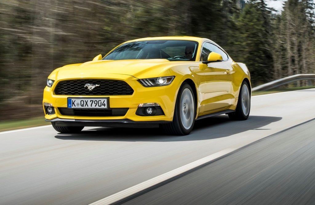 Ford Mustang è la sportiva più venduta al mondo