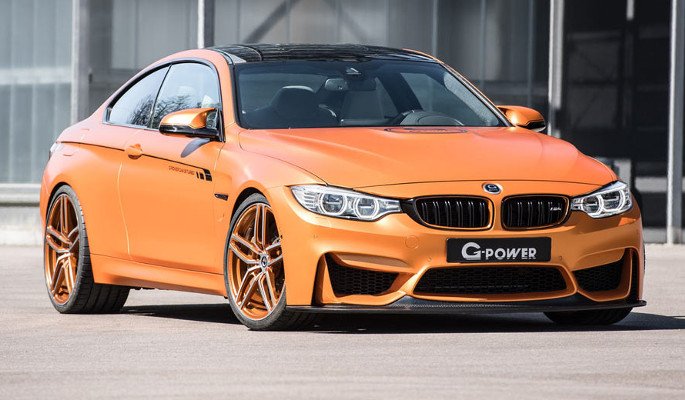 BMW M4 by G-Power: un missile da 670 cavalli [VIDEO]
