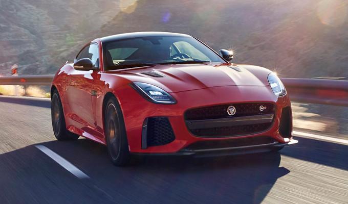 Jaguar potrebbe passare all'ibrido con i futuri modelli sportivi