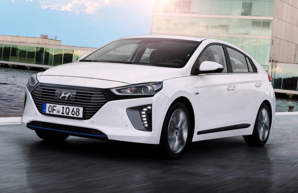 Hyundai Ioniq protagonista alla Milano Design Week 2017