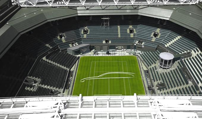 Jaguar XF Sportbrake: un nuovo indizio sul prestigioso terreno di Wimbledon [FOTO E VIDEO]