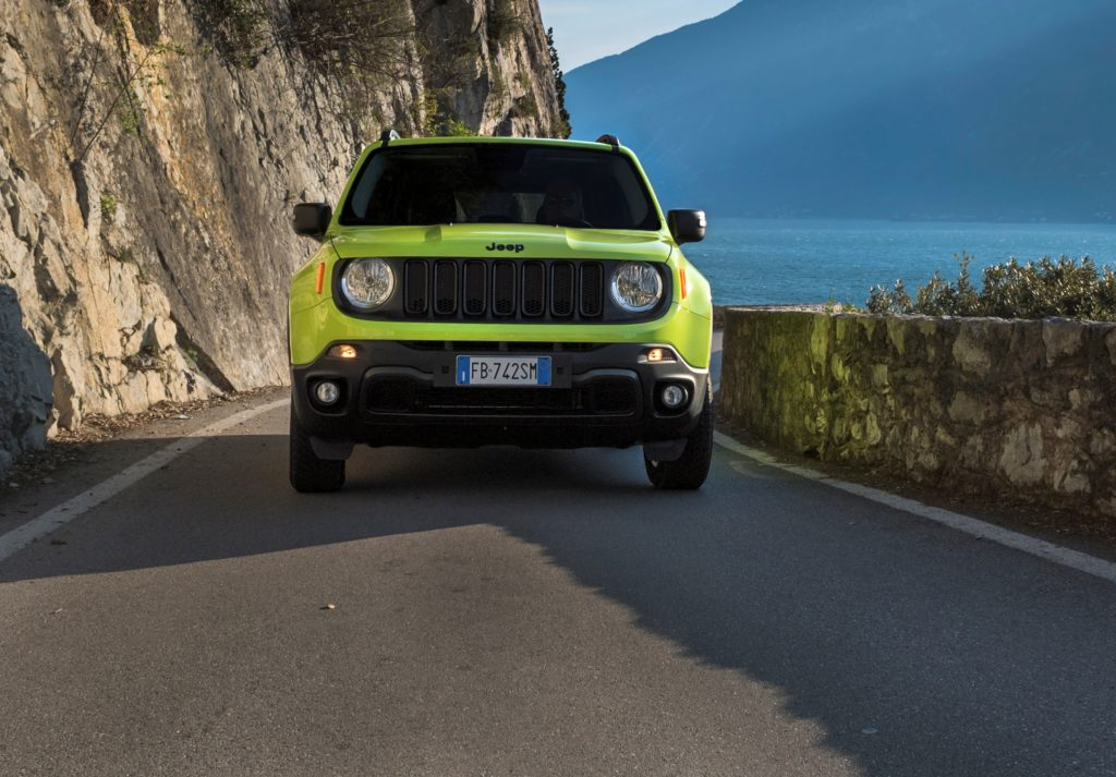 Look off-road per special edition Jeep Renegade Upland