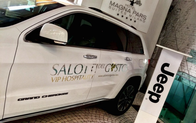 Jeep e Salotti del Gusto, prosegue la partnership d'eccellenza