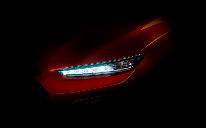 Hyundai Kona: rilasciata la prima immagine [TEASER]