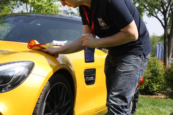 #Labocosmetica #Perfècta, detailing da professionisti sulla propria vettura [VIDEO]