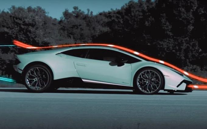 Lamborghini Huracan Performante: ecco come lavora l'Aerodinamica Lamborghini Attiva [VIDEO]