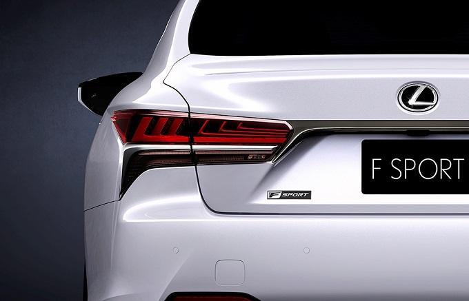 Nuova Lexus LS 500 F Sport: anticipazione in vista del debutto a New York [TEASER]