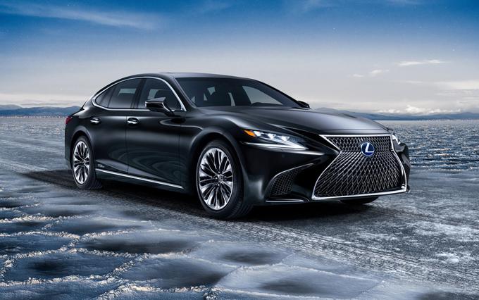 Lexus, debutto sul mercato indiano: la LS 500h sarà disponibile nel 2018