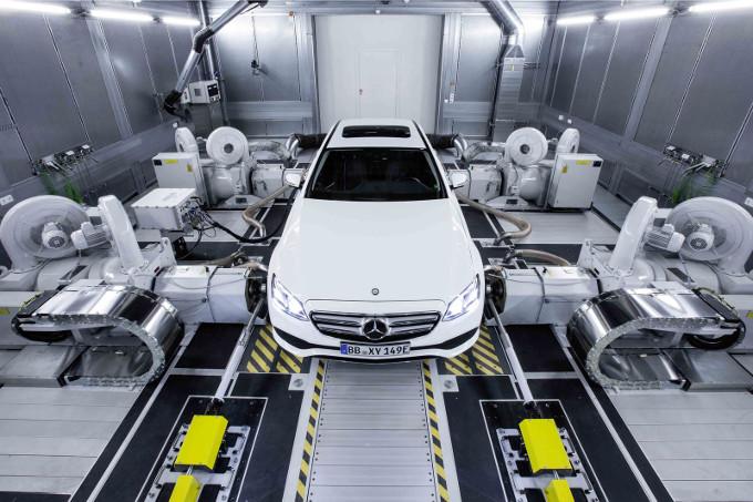 Mercedes: probabile stop ai motori diesel verso gli Stati Uniti