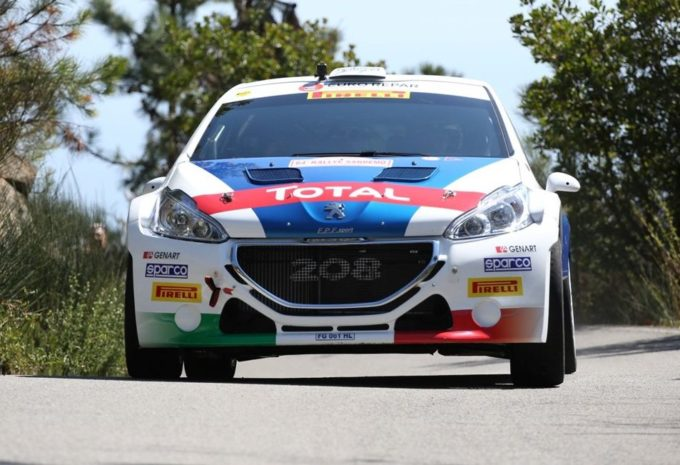 Peugeot accende i motori per la 101° Targa Florio [FOTO e VIDEO]