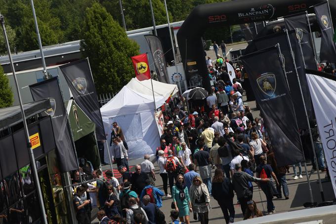 Blancpain GT Series, Endurance Cup: weekend di successo a Monza
