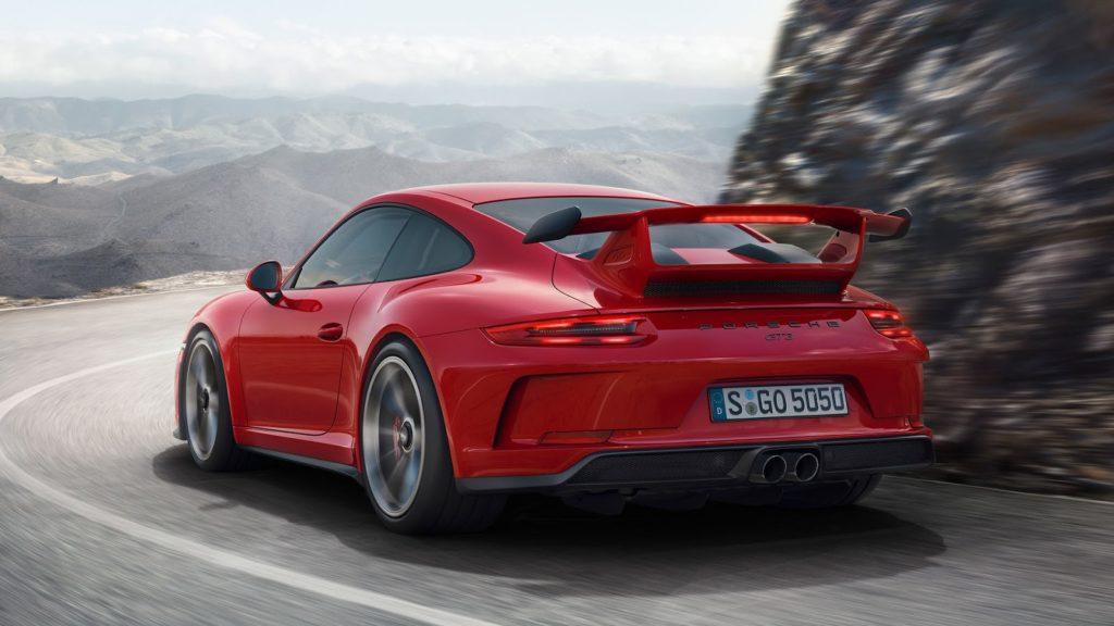 "Porsche: ""non ci interessano i giri veloci al Nurburgring"""