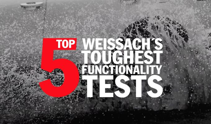 Porsche Top 5: gli esami all'impianto di Weissach [VIDEO]
