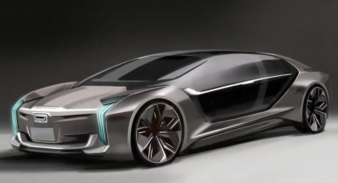 Qoros e Koenigsegg: svelata la supercar elettrica