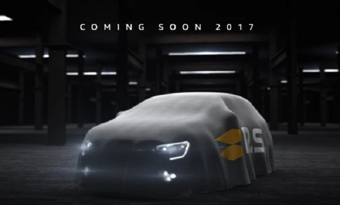 Renault Megane RS MY 2017: la nuova generazione avrà un design sensuale