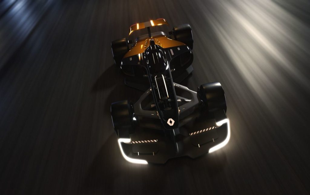 Renault reinventa la Formula 1: le monoposto del 2027 potrebbero essere così