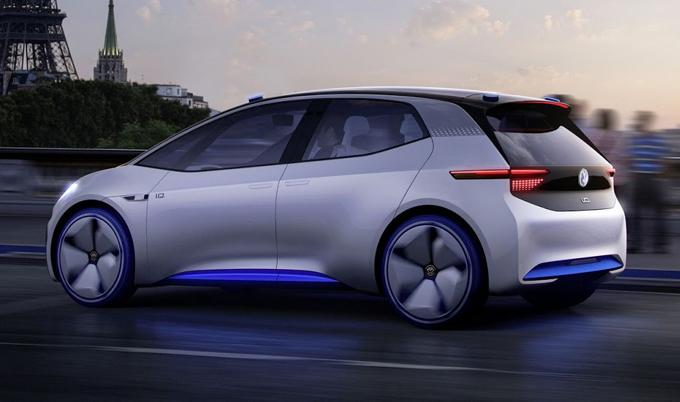 Volkswagen: la quarta I.D. sarà svelata al Salone di Francoforte