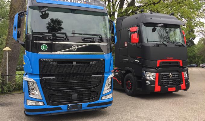 Volvo Group Italia: Volvo Trucks e Renault Trucks illustrate da Giovanni Lo Bianco [INTERVISTA]