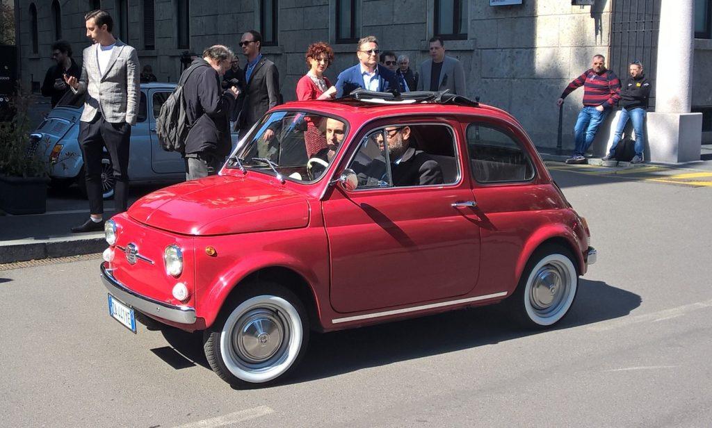 Fiat 500 Classica Elettrica: successo per la proposta ideata da Officine Ruggenti