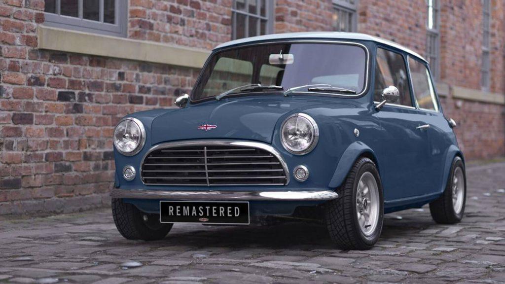 David Brown Automotive: svelata la MINI Remastered