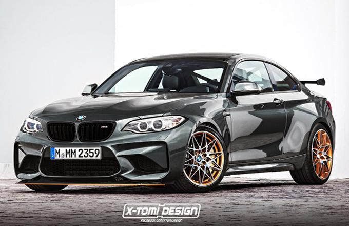 BMW M2: le versioni CS e GTS entro i prossimi due anni