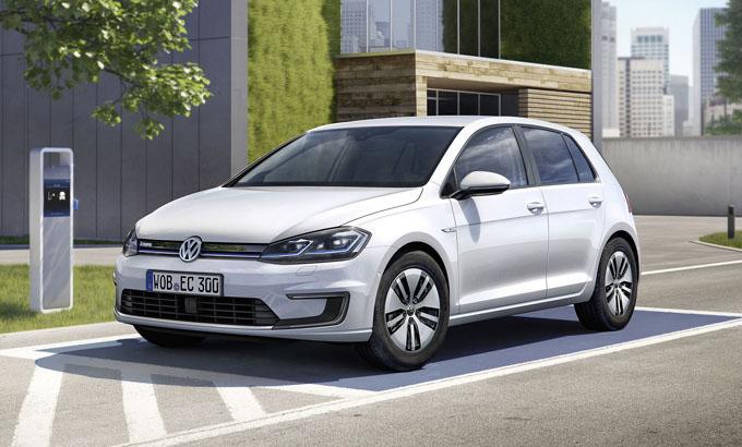 Volkswagen: sconto pari all'importo dell'Iva sui modelli e-up! e e-Golf