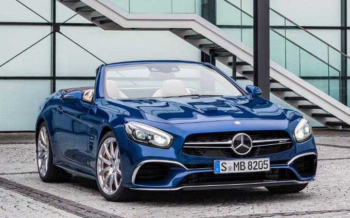 Mercedes-Benz SL: la prossima generazione sarà sviluppata da AMG
